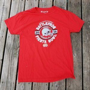 Ohio State Football Battlefrog Fiesta Bowl tee